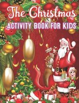 The Christmas Activity Book for Kids