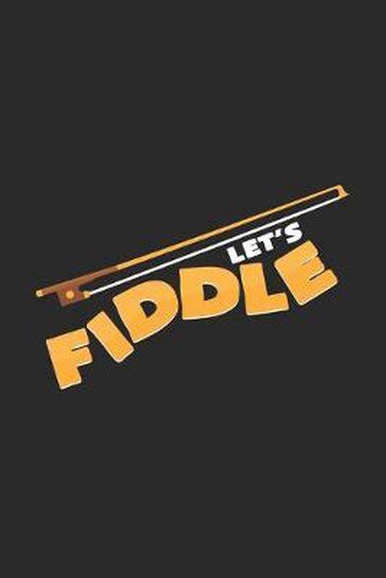Let's fiddle: 6x9 Violin - dotgrid - dot grid paper - notebook - notes