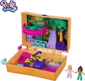 Polly Pocket Big Pocket World Polly & Shani Juice Box Roadtrip