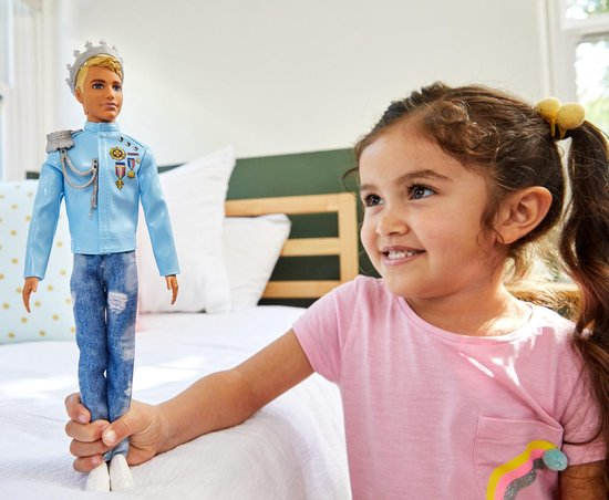 Barbie Princess Adventure Ken Prinspop - Barbiepop
