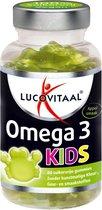 Bol.com-Lucovitaal Omega Kids Gummies-aanbieding