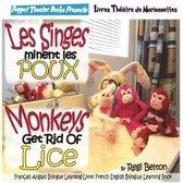 Monkeys Get Rid of Lice - Les Singes Eliminent Les Poux
