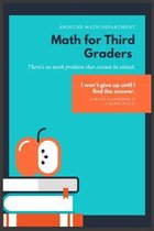 Math for Third Graders