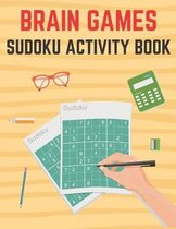 Brain Games - Sudoku Activity Book