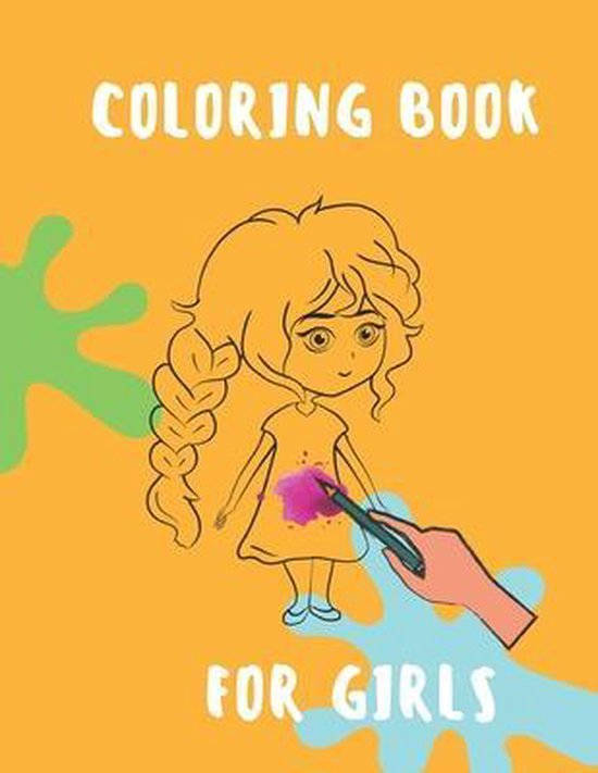 Coloring Book for Girls