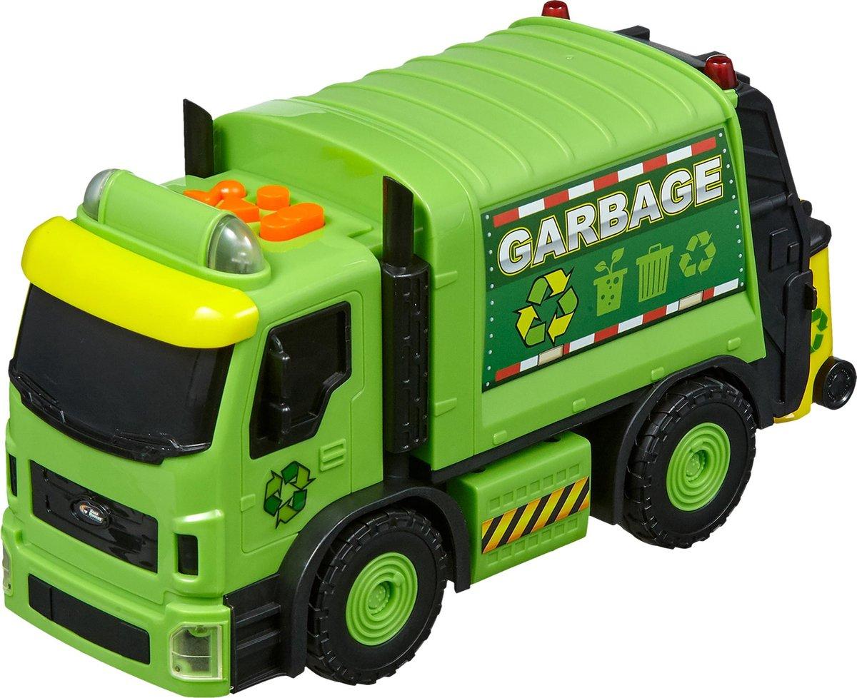 Nikko - Road Rippers Auto City Service Fleet: vuilniswagen