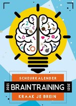 Braintraining Scheurkalender 2021