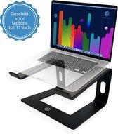 ViveGrace Laptop Standaard - Laptop Houder - Laptopstandaard Verstelbaar - Laptop Stand - Laptop Tafel - Notebook Standaard - Laptop Verhoger - Zwart