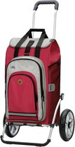 Andersen Royal Hydro 2.0 boodschappentrolley red