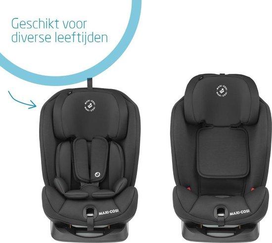 Maxi Cosi Titan Autostoel - Basic Black