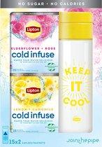 Lipton Cold Infuse Starterspakket - voordeelverpakking