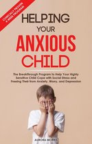 Omslag Helping Your Anxious Child