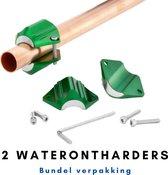 Magnetische Waterontharder BUNDEL ✅ 15.000 Gauss Magnetische Waterontharder 4000 waterleiding - 2  x Magnetische Waterontharder ATV PRO 2 - waterleiding