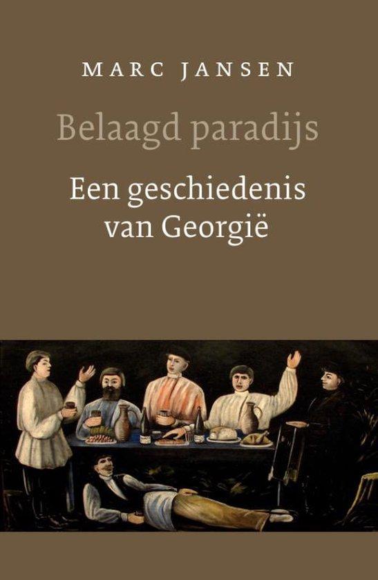 Boek cover Belaagd paradijs van Marc Jansen (Paperback)