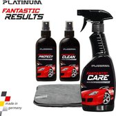 Platinum Fantastic Results - Het complete car care systeem - Auto schoonmaak
