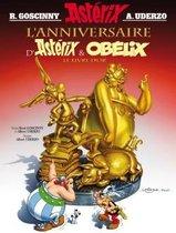 Boek cover Lanniversaire dAsterix et Obelix van Rene Goscinny (Hardcover)