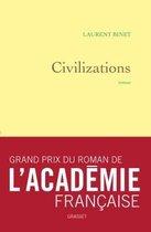 Civilizations (Grand Prix du Roman de l'Academie francaise 2019)