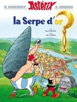 Boek cover La serpe dor van Rene Goscinny (Hardcover)