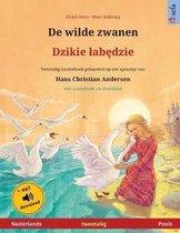 De wilde zwanen - Dzikie labędzie (Nederlands - Pools)