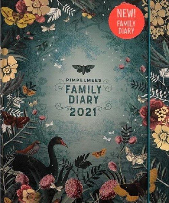 Afbeelding van PIMPELMEES Family agenda 2021