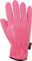 Starling Handschoenen Fleece Sr - Snowflake - Roze - L