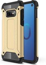 Mobigear Tough Armor Goud Samsung Galaxy S10e