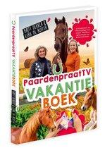 Paardenpraat tv Britt & Esra  -   Het PaardenpraatTV-vakantieboek