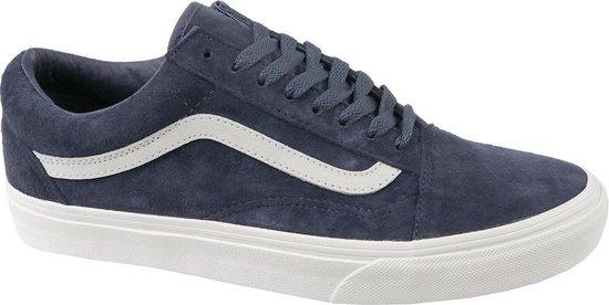bol.com | Vans Old Skool VA38G1R1D, Mannen, Blauw, Sneakers ...