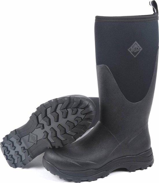 Muck Boot Outpost Tall Zwart Heren Maat 3940