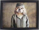 Mars & More Laptray/schootkussen mr. Hond