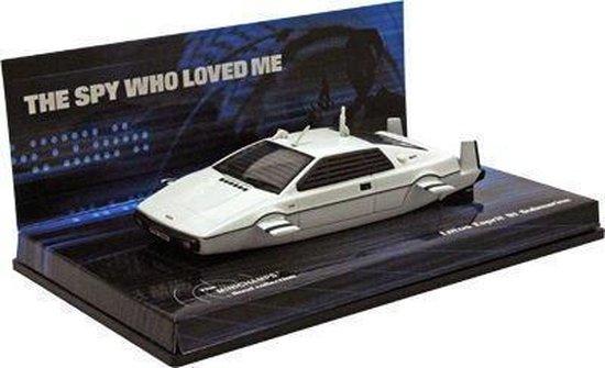 Lotus Submarine James Bond The Spy who loved me