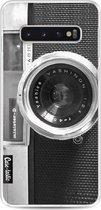 Samsung Galaxy S10 hoesje Camera Casetastic Smartphone Hoesje softcover case