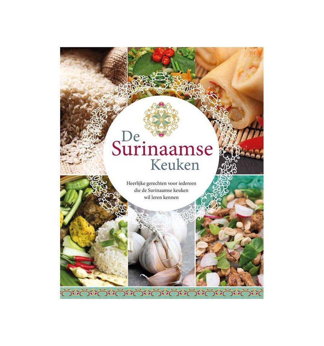 De Surinaamse keuken - Ciska Cress