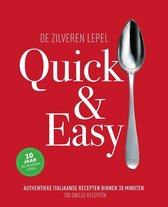 Boek cover De Zilveren Lepel - Quick & easy van Div.