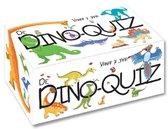 De dino-quiz (box met boek + quizkaarten). 7+