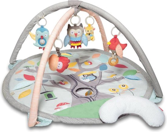 Skip Hop Speelkleed Treetop Friends Activity Gym Grey-Pastel