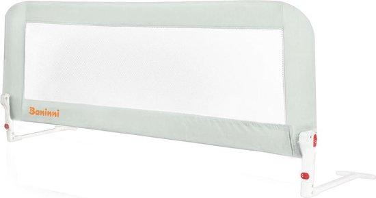 Product: Baninni Letto Bedhekje - 150 cm - Grijs, van het merk Baninni