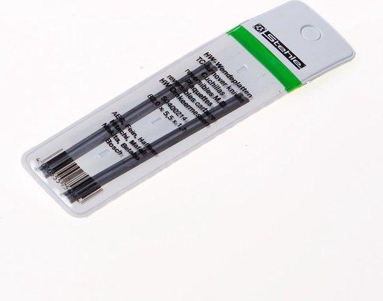 wisselbeitels HM 82.0 mm per paar (1 paar)