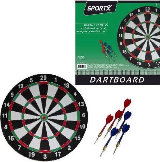 Afbeelding van het spel Sport | Dart - Sportx Dartbord 37cm