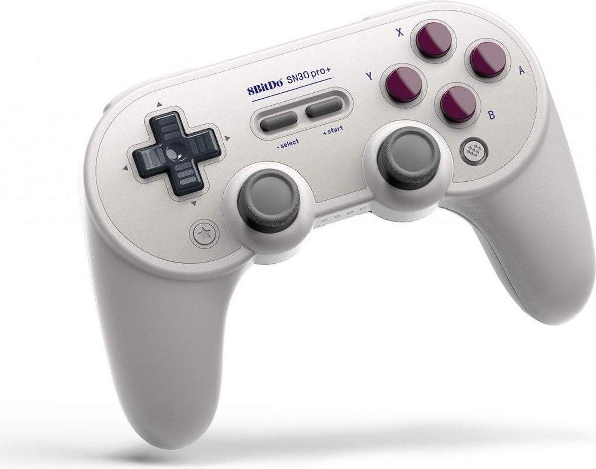 8Bitdo SN30 Pro+ Gamepad G Edition