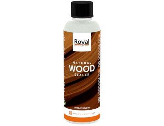 Afbeelding van Royal Natural Wood Sealer