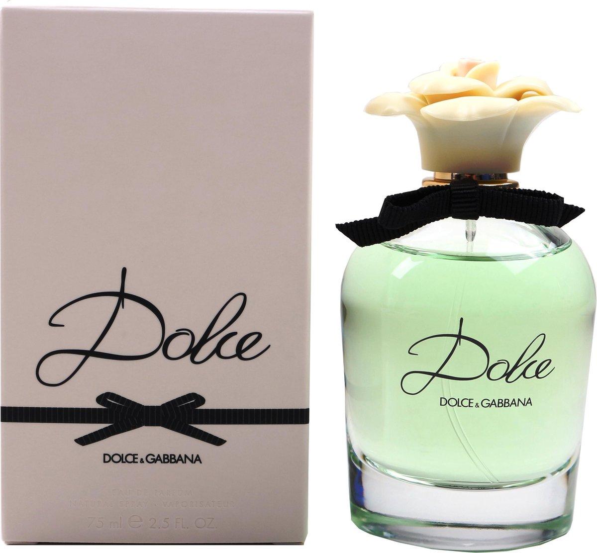 Dolce & Gabbana Dolce - 75 ml - Eau de Parfum - Dolce & Gabbana