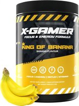 X-Gamer King of Banana Energy Drink - 60 Serving