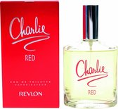 Revlon Charlie Red 100 ml - Eau de toilette - Damesparfum