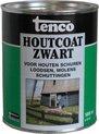Tenco Houtcoating Zwart - 1 liter