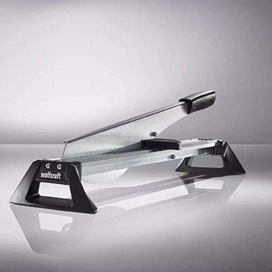 Wolfcraft LC 600 Laminaatsnijder - 198mm