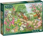 Puzzel - Een Lentewandeling in de Natuur - 1000 stukjes