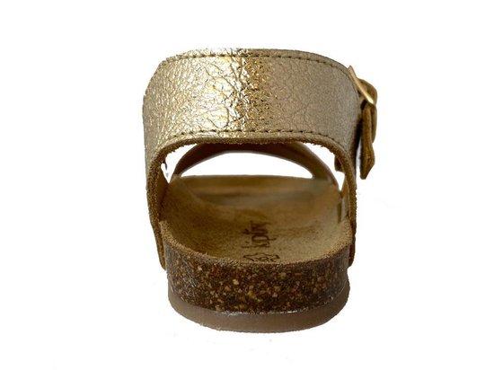 Gouden Kipling Sandalen Nikita 2 Champagne sZ6s2l