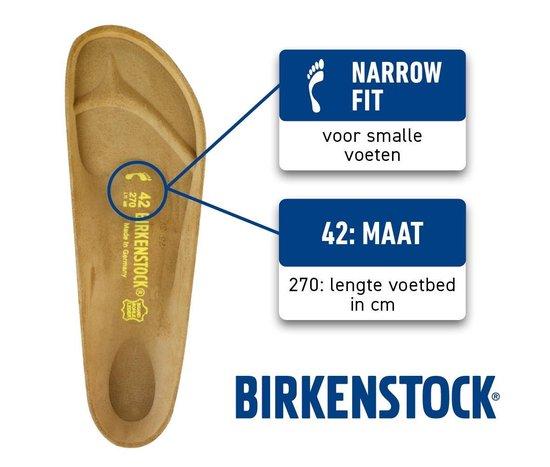 Birkenstock Arizona EVA Dames Slippers Small fit - Coral - Maat 36 MHrgsmjz