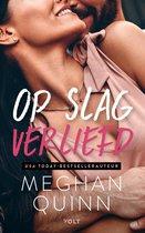 Boek cover Op slag verliefd van Meghan Quinn